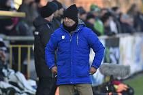 Trenér FK Jablonec Petr Rada musí během zimní přípravy také řešit odchody a příchody do týmu.