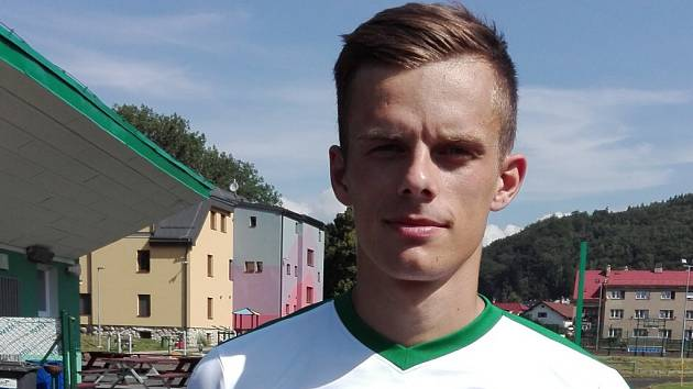 Stoper Jan Černý.