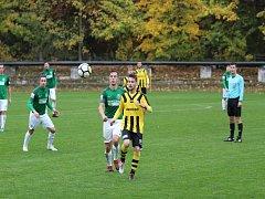 V dalším utkání divize C porazil tým Velké Hamry A soupeře vysokým brankovým rozdílem.