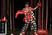Magic Alex v Městském divadle Jablonec