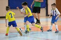 Z turnaje malých fotbalových nadějí