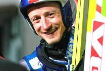 Na libereckém Ještědu proběhl 11. ročník Continental Cup Competention ve skocích na lyžích. Vítěz z Polska Adam Malysz.