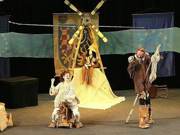 Don Quijote de la Ancha.