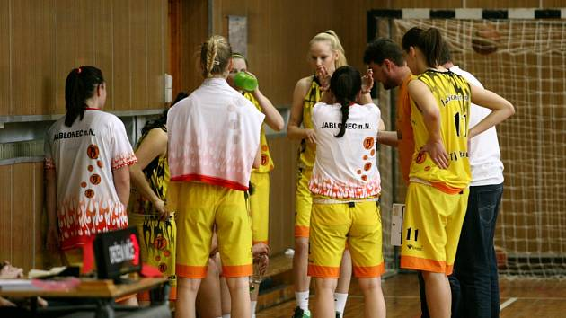 Basketbalistky TJ Bižuterie