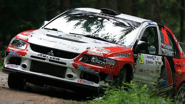 Rally Bohemia 2011.