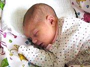 Elizabeth Makovičková se narodila Gabriele Gáborové a Janovi Makovičkovi z Jablonce 10. 2. 2016. Měřila 50 cm a vážila 3320 g.