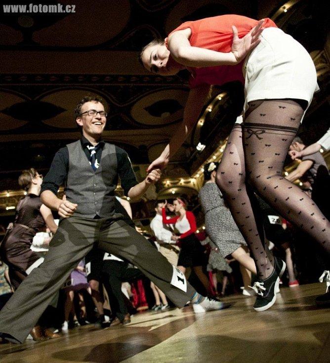 Prague Spring Swing Festival - 6. ročník Lucerna 2012 - Ondřej Havelka, Melody Makers a ZIG ZAG Praha.