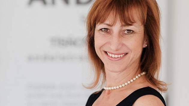 Lucie Sieberová, projektová managerka tísňové péče Anděl Strážný.