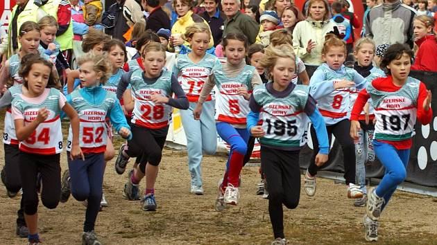 Přespolní běh ve Mšeně patří k tradičním akcím na Jablonecku. V kategorii  nejmladších žákyň vyhrála svoji kategorii Tereza Beranová z Tanvaldu,  která trať v délce 600 metrů uběhla v čase 3:46,6 min. (č. 195).