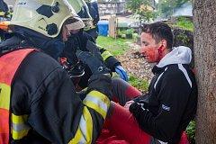 Druhý ročník soutěže profesionálních hasičů v poskytování první pomoci proběhl 4. října.
