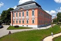 Opravený zámek Lomnice nad Popelkou