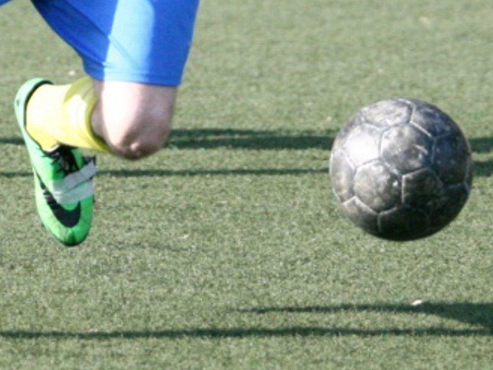 Fotbal. Ilustrační snímek.