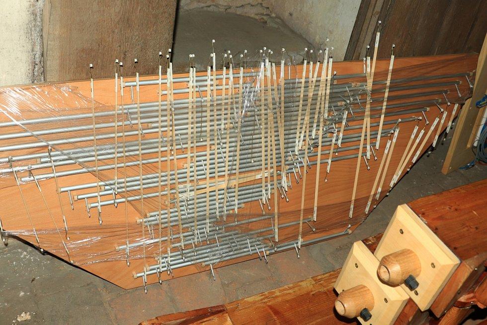 Rok a půl trvala rekonstrukce varhan Baziliky sv. Vavřince a sv. Zdislavy v Jablonném v Podještědí.  Novou podobu dali nástroji otec a syn Žloutkovi ze Zásady.