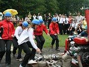 Sbor dobrovolných hasičů Zlatá Olešnice. A teď aby to klaplo.