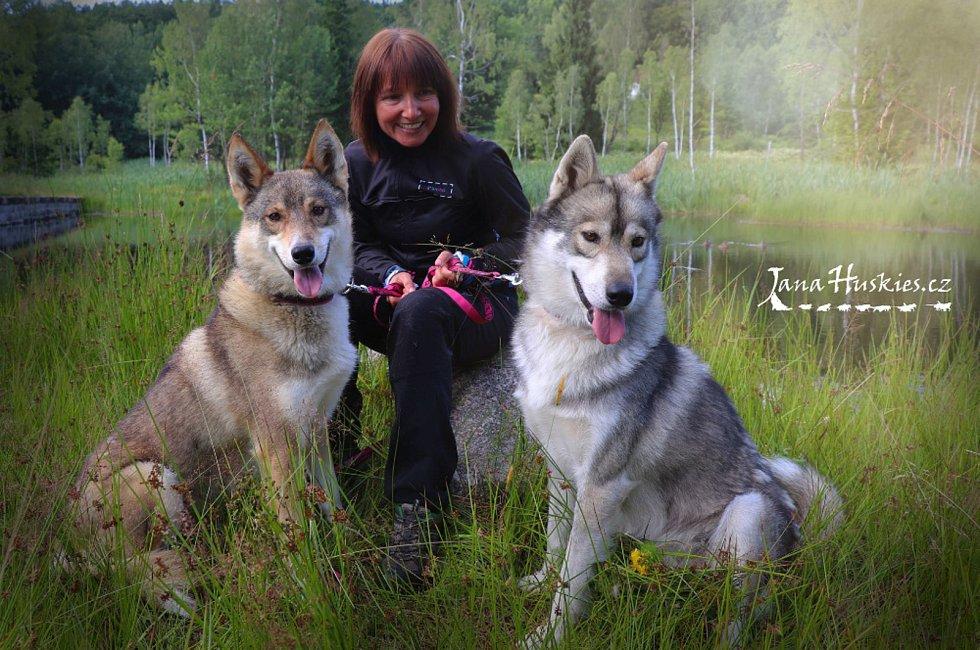 Andrea Dunová je zakladatelkou a autorkou Dornovy metody pro zvířata.