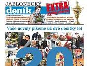 Vánoční vydání Jabloneckého deníku EXTRA 2011