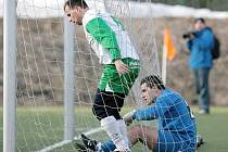Velké Hamry vyřadily v krajském poháru Desnou po penaltách.
