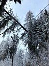 Z důvodu kumulace poruch a nepříznivé sněhové prognózy vyhlásil ČEZ Distribuce kalamitní stav v okresech Jablonec nad Nisou, Semily a Děčín. Kalamitní stav platí do odvolání.