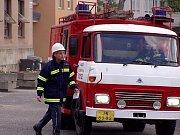 Sbor dobrovolných hasičů Lučany nad Nisou. Účast na cvičeních.
