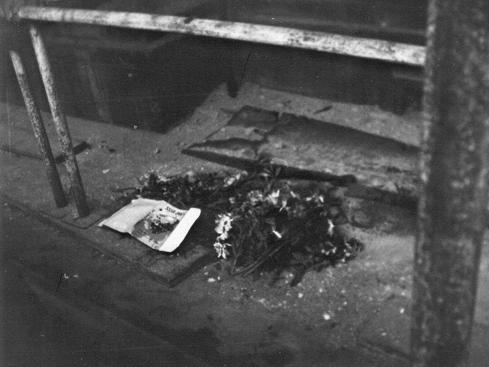 Dobové snímkyze srpna 1968 z Liberce pořízené jabloneckým fotografem.