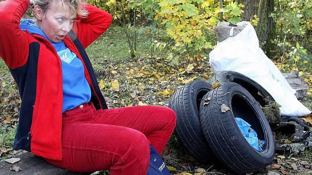 Ukliďme Jizerky, každoroční akce v horách.