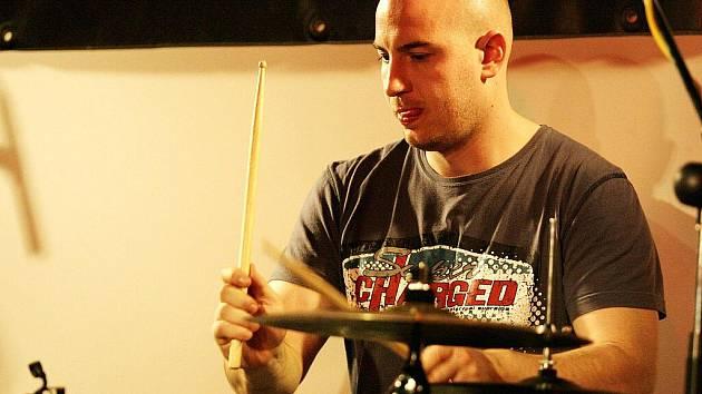 Xindl X zahrál v jabloneckém Klubu Na Rampě.