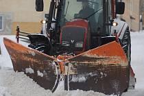 Na cestě od Bedřichova na Šámalovu chatu protahoval opilý řidič traktoru - Ilustrační snímek