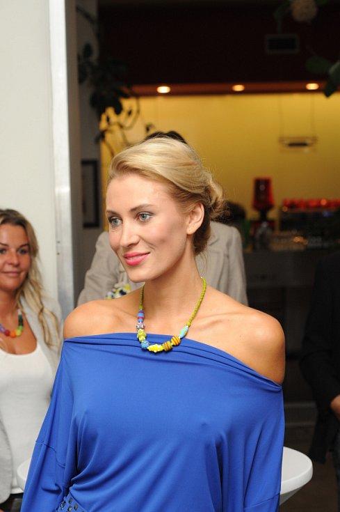 Modelka Kateřina Průšová