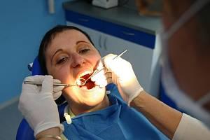 Zubní ordinace. Ilustrační snímek.