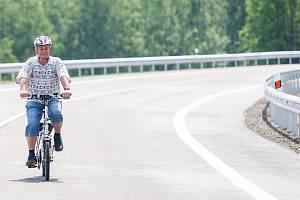 Cyklista. Ilustrační snímek