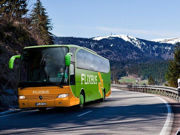 Autobus Flixbus