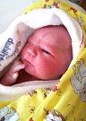 Tadeáš Hanyk se narodil Katce a Liborovi Hanykovým z Rychnova u Jablonce 16.9. 2015. Měřil 51 cm a vážil 3450 g.