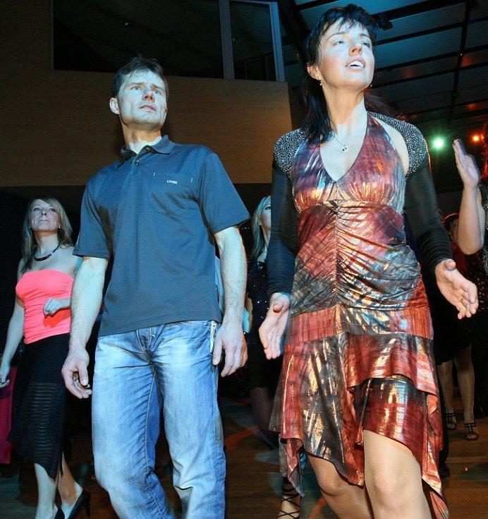 Salsa Night 2013 v jabloneckém Eurocentru.