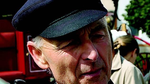 Bohuslav Polák, mistr světa na vysokém kole