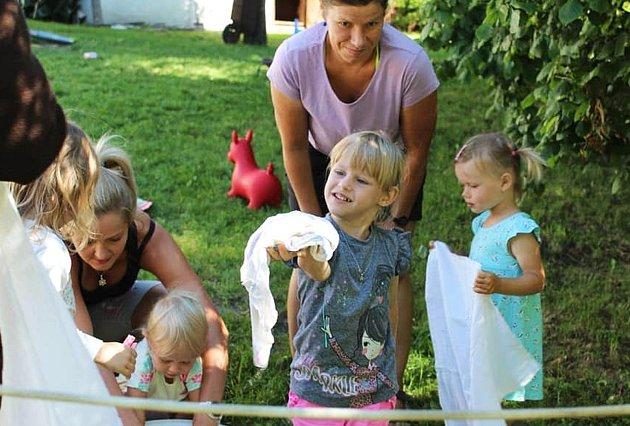 Rodinné centrum Andílek, ilustrační foto.