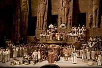 V kině Radnice promítali z  Metropolitní opery New York i Verdiho Aidu