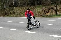 Pro cyklisty bude během několika let bezpečnější jízda od pramenů Jizery po její soutok s Labem.