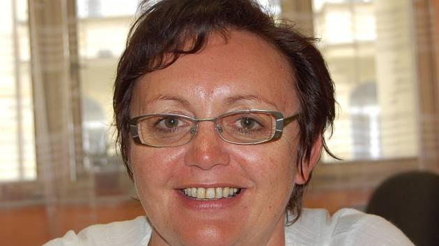Dagmar Křížová, ředitelka D. d. v Pasekách