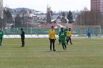 V pohárovém utkání áčko Velkých Hamrů hrající krajský přebor jednoznačně přehrálo soupeře z I. B třídy. Zápas skončil výsledkem 13:0.