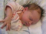 Eliška Šváchová se narodila Zuzaně a Ondřejovi Šváchovým z Jablonce nad Nisou 11. 10. 2016. Vážila 3660 g a měřila 52 cm