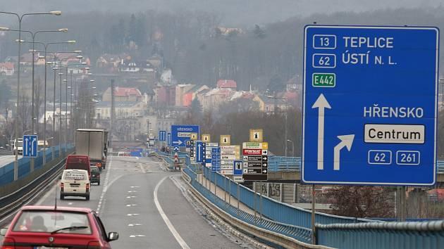 Doprava v Děčíně