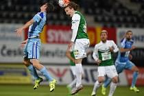 Snímek ze zápasu FK Jablonec - Mladá Boleslav