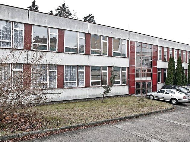 Budova ZŠ Liberecká