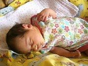 Ena Novotná se narodila Barboře Novotné a Pavlovi Pavlíčkovi ze Smržovky 17.8.2015. Měřila 48 cm a vážila 2950 g.