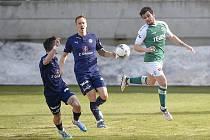 Fotbalisté Jablonce podlehli doma Slovácku 0:3.