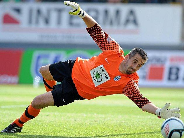 Bez gólu skončil v pondělí poslední zápas úvodního kola fotbalové první ligy v Jablonci. Domácí Baumit v něm remizoval s Mladou Boleslaví 0:0.