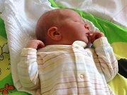 Jan Skřivánek se narodil Lucii Skřivánkové z Frýdlantu 4. 11. 2014. Vážil 3850 g a měřil 52 cm.