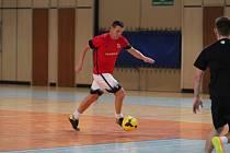 Trenér reprezentačního týmu malého fotbalu Stanislav Bejda. Vyhráli MS v Tunisku, kde ani jednou neprohráli.