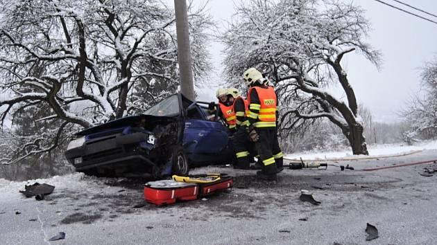Nehoda u Kozákova