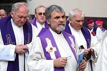 Miloš Raban, farář v Raspenavě a ředitel Mezinárodního centra duchovní obnovy (MCDO)  v Hejnicích.